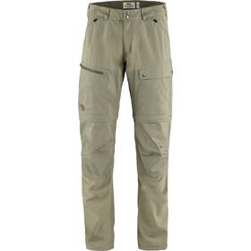 Fjällräven Midsummer Zip Off Trousers Men savanna/light olive